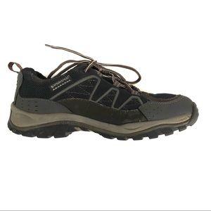 Kathmandu 43 Macauley Mens Lo Hiking Shoes Trail Grey / Grey Adventure
